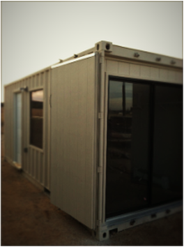 Cargo Container Homes & Buildings | CampCo